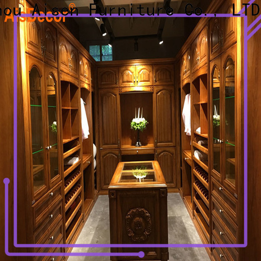 custom made closets from China