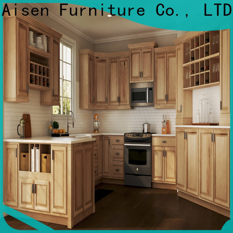 AisDecor gray shaker cabinets one-stop services