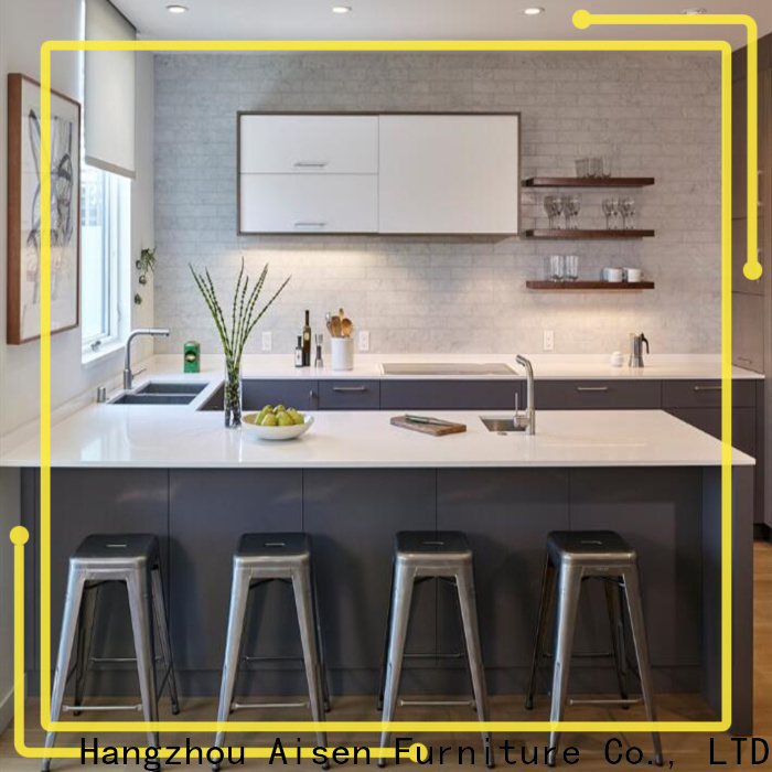 new gray cabinets kitchen one-stop services