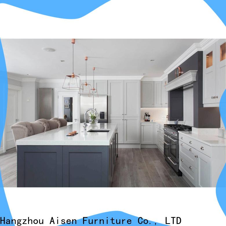 AisDecor solid wood kitchens international trader