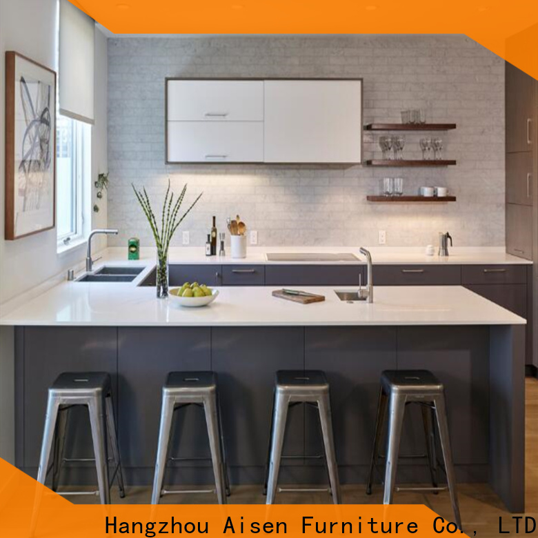 AisDecor reliable wholesale kitchen cabinets one-stop solutions