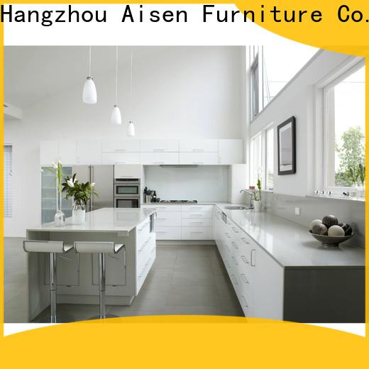 AisDecor lacquer cabinets factory