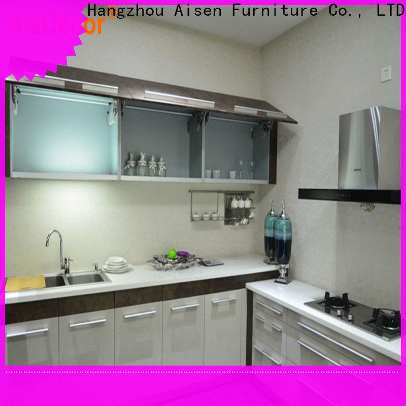 AisDecor laminate cabinets international trader