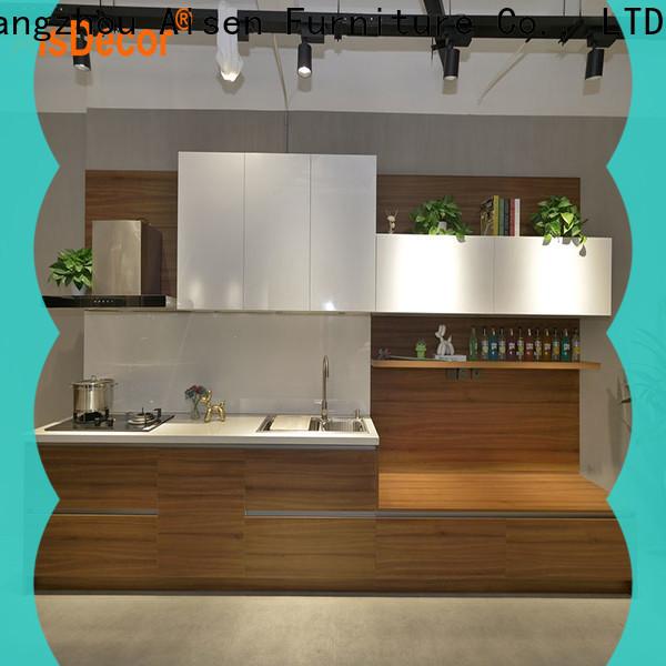 AisDecor painting laminate cupboards from China
