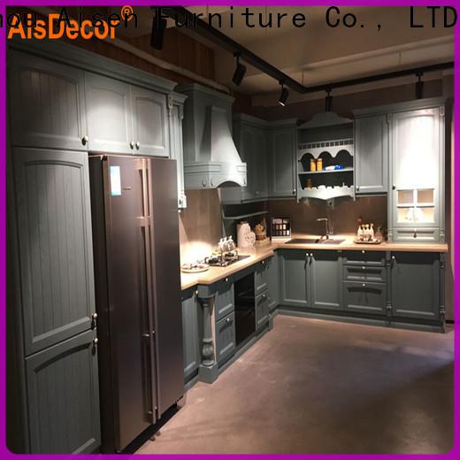 AisDecor reliable cheap wood cabinets manufacturer