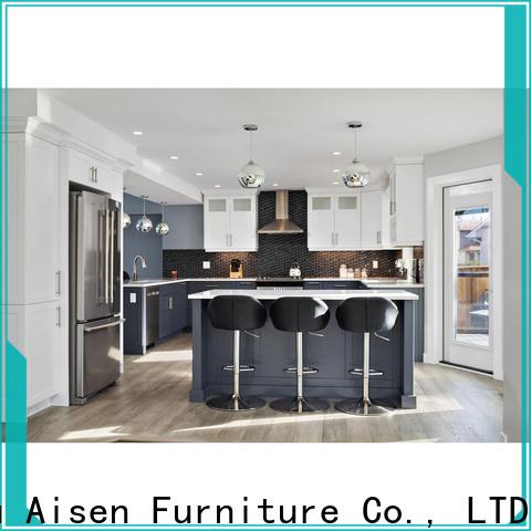 AisDecor custom lacquer paint cabinets wholesale