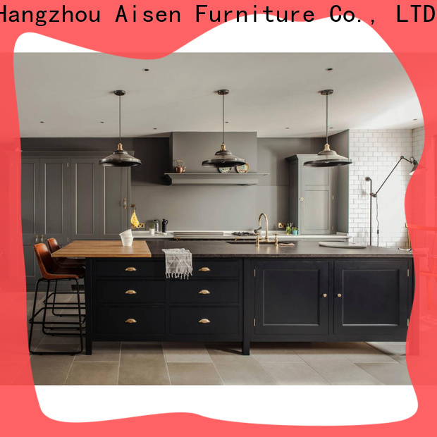 AisDecor reliable cherry wood cabinets overseas trader