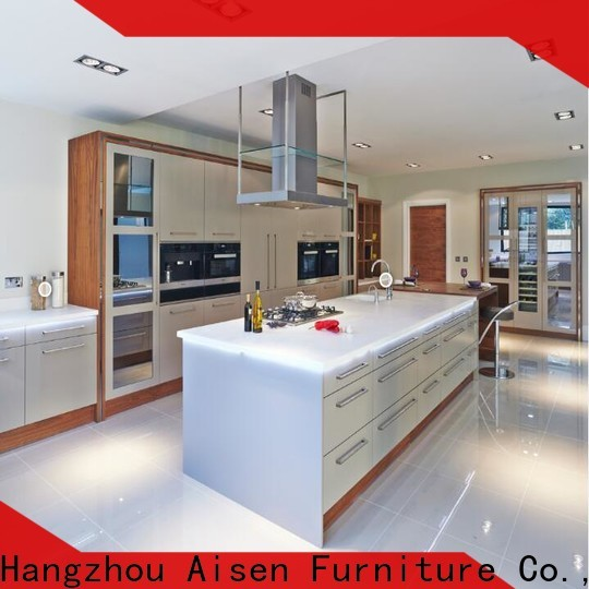 AisDecor new lacquer paint cabinets one-stop services
