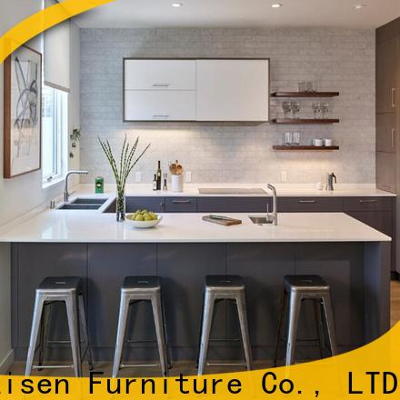 AisDecor cheap white lacquer cabinets exporter
