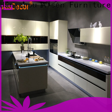 AisDecor custom wholesale kitchen cabinets one-stop solutions