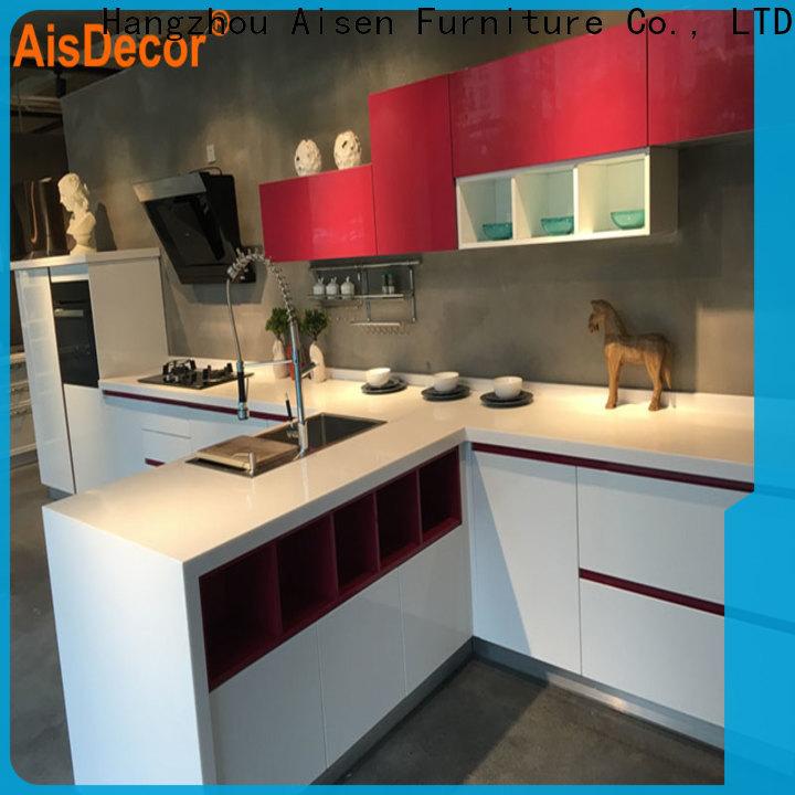 AisDecor new lacquer kitchen cabinet manufacturer
