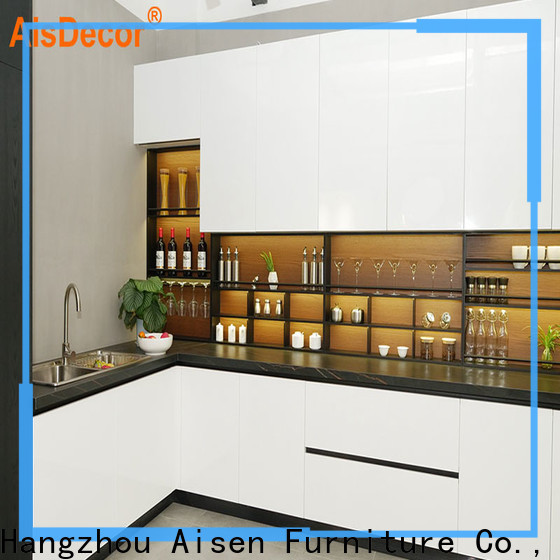 AisDecor wholesale kitchen cabinets one-stop solutions