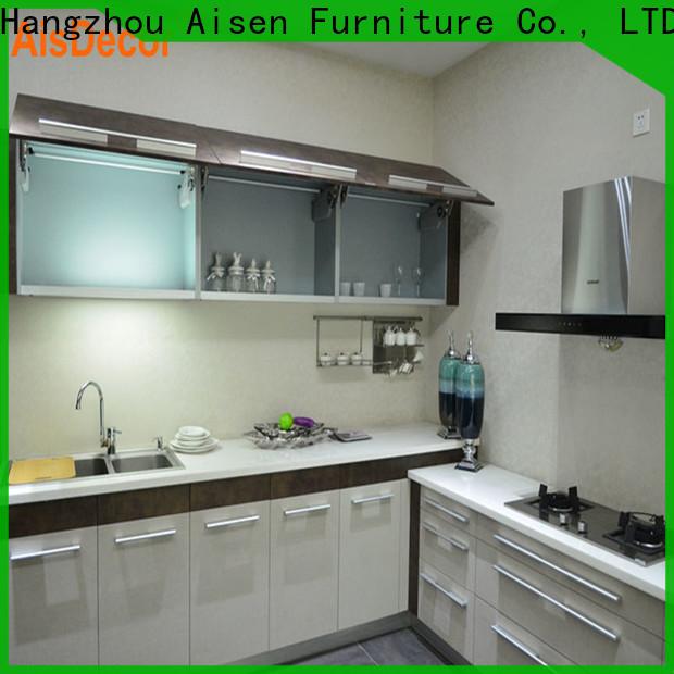 AisDecor custom painting laminate cupboards wholesale