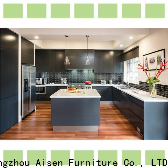 AisDecor cheap laminate cabinets from China