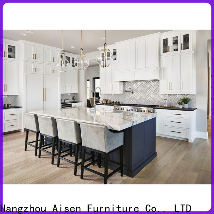 AisDecor shaker style kitchen cabinets one-stop solutions