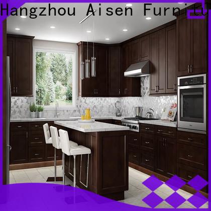 AisDecor gray shaker cabinets exporter