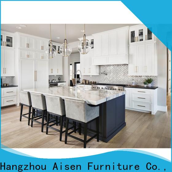 AisDecor shaker style kitchen cabinets wholesale