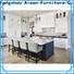 AisDecor custom gray shaker cabinets factory