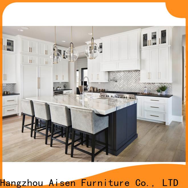 AisDecor shaker style kitchen cabinets overseas trader