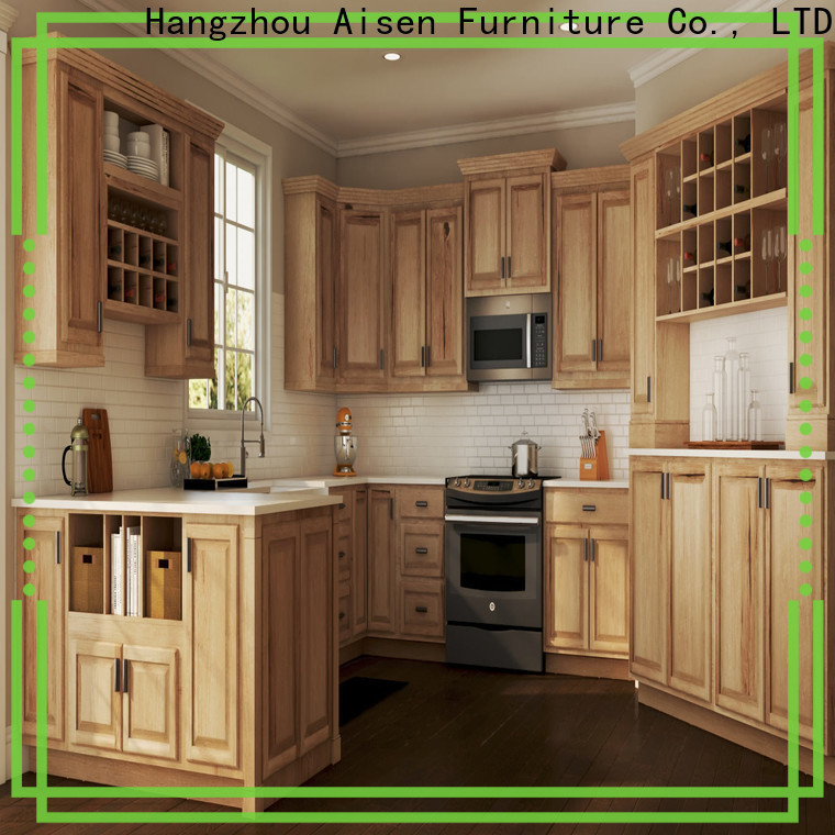 AisDecor blue shaker kitchen one-stop solutions