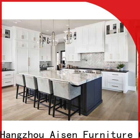 AisDecor top-selling blue shaker kitchen international trader