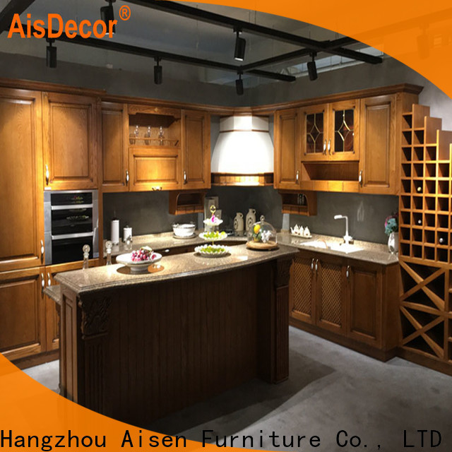 top-selling solid wood kitchens manufacturer