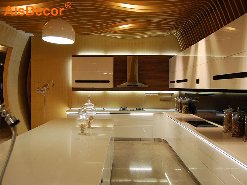AisDecor gray cabinets kitchen exporter-1