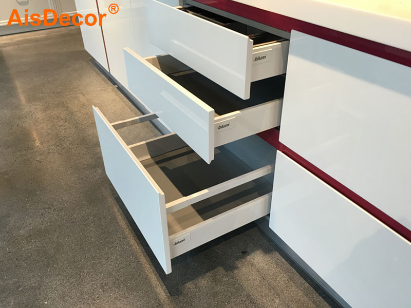 AisDecor top-selling gray cabinets kitchen supplier-1