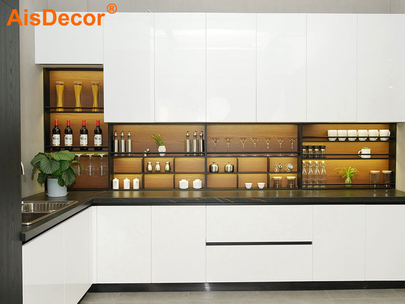 AisDecor lacquer cabinets one-stop services-1