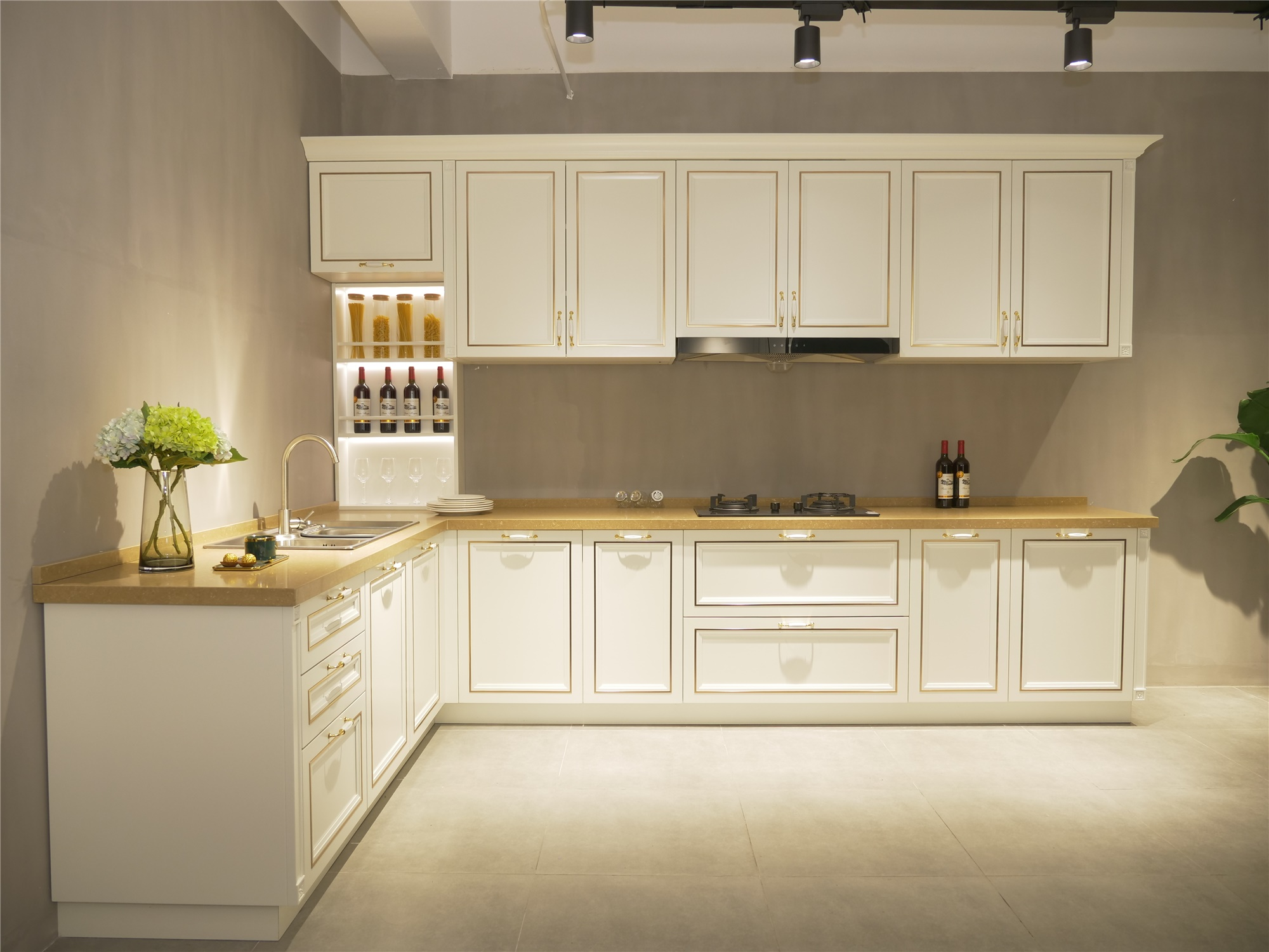AisDecor solid wood kitchens supplier-1