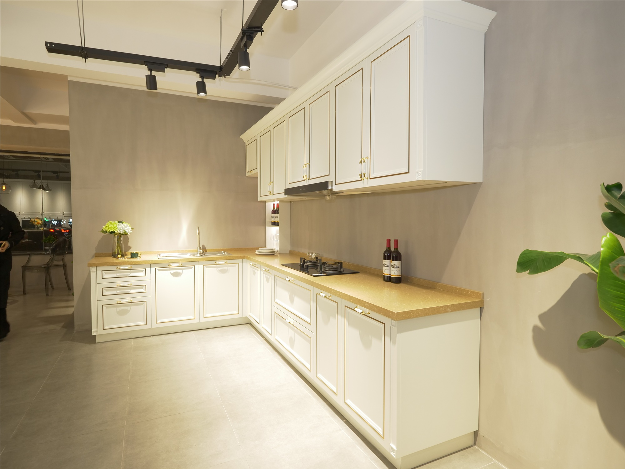 AisDecor solid wood kitchens supplier-2