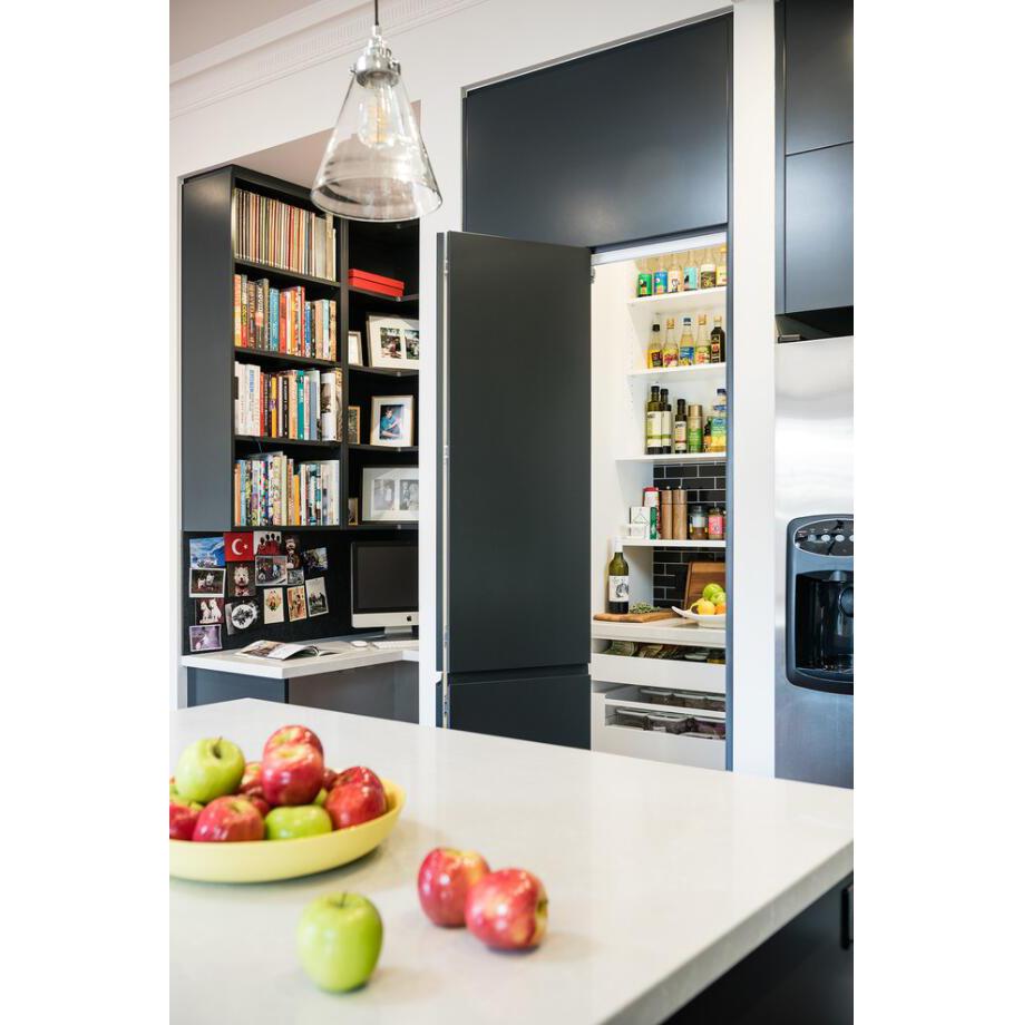 AisDecor laminate kitchen cabinet exporter-1